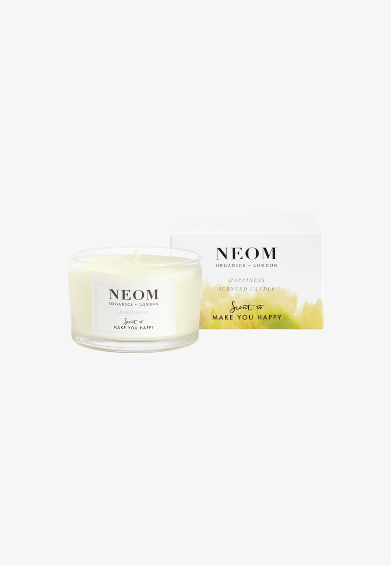 Neom - SCENTED CANDLE TRAVEL SIZE - Scented candle - happiness