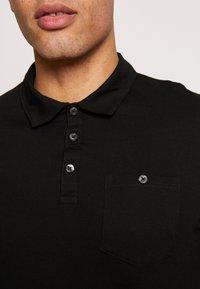 Burton Menswear London - 2PACK - Polo shirt - black/grey - 5