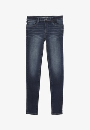 710 SUPER SKINNY - Jeansy Skinny Fit - atomic