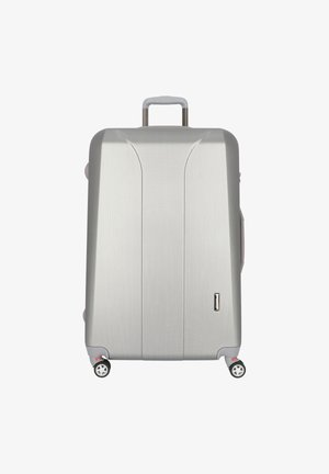 Trolley - silver brushed