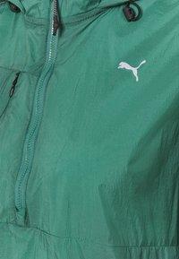 Puma - RUN LITE WOVEN JACKET - Veste de running - blue spruce - 2