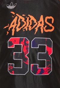 adidas Originals - TANK - Top - black/solred - 3