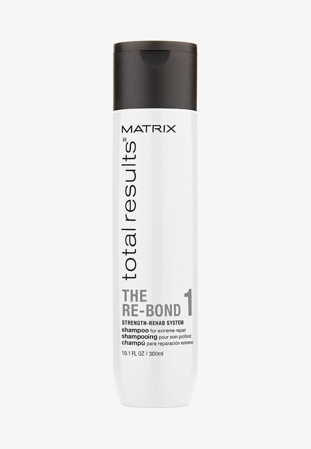 TOTAL RESULTS RE-BOND SHAMPOO - Schampo - -
