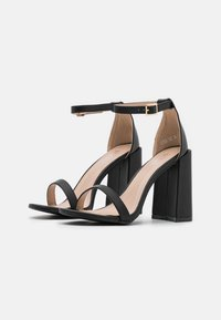 RAID - LORAINE - High heeled sandals - black - 2