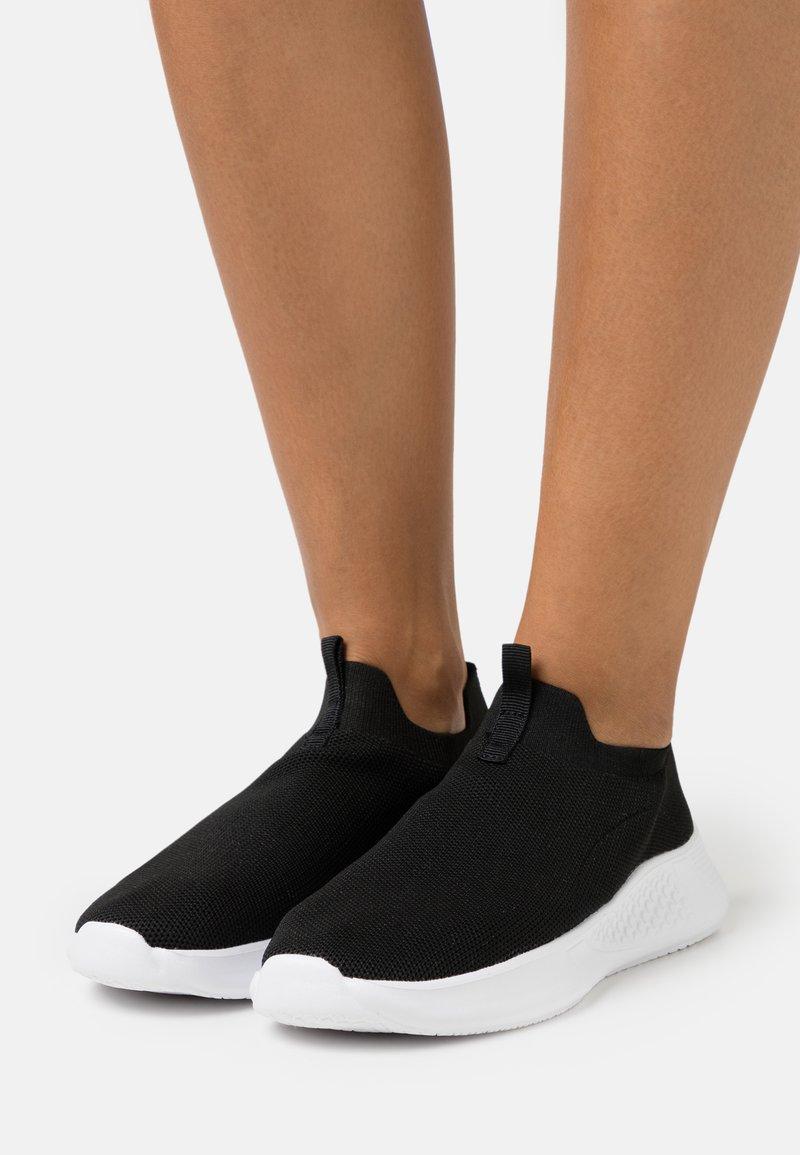 Bianco - BIADEANA  - Sneakers - black
