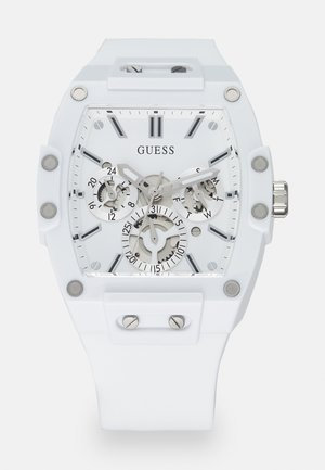 TREND - Chronograph watch - silver