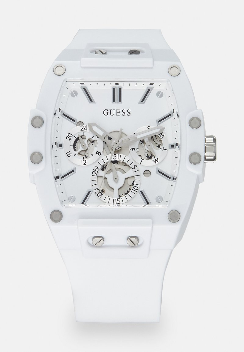 Guess - TREND - Chronograph watch - silver