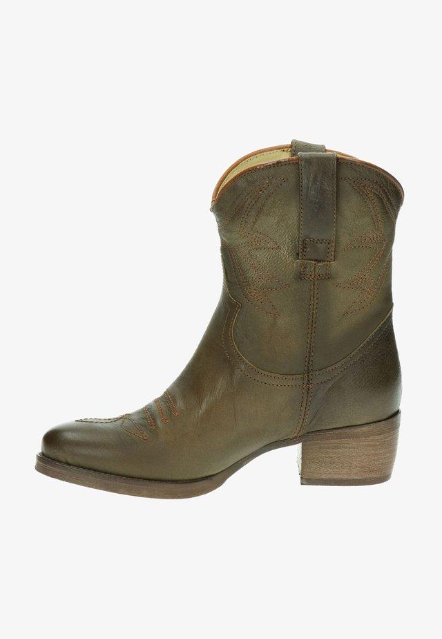 Korte laarzen - groen