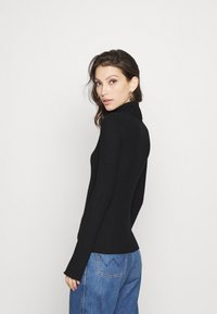 Nly by Nelly - CHUNKY TOP - Jumper - offblack - 2