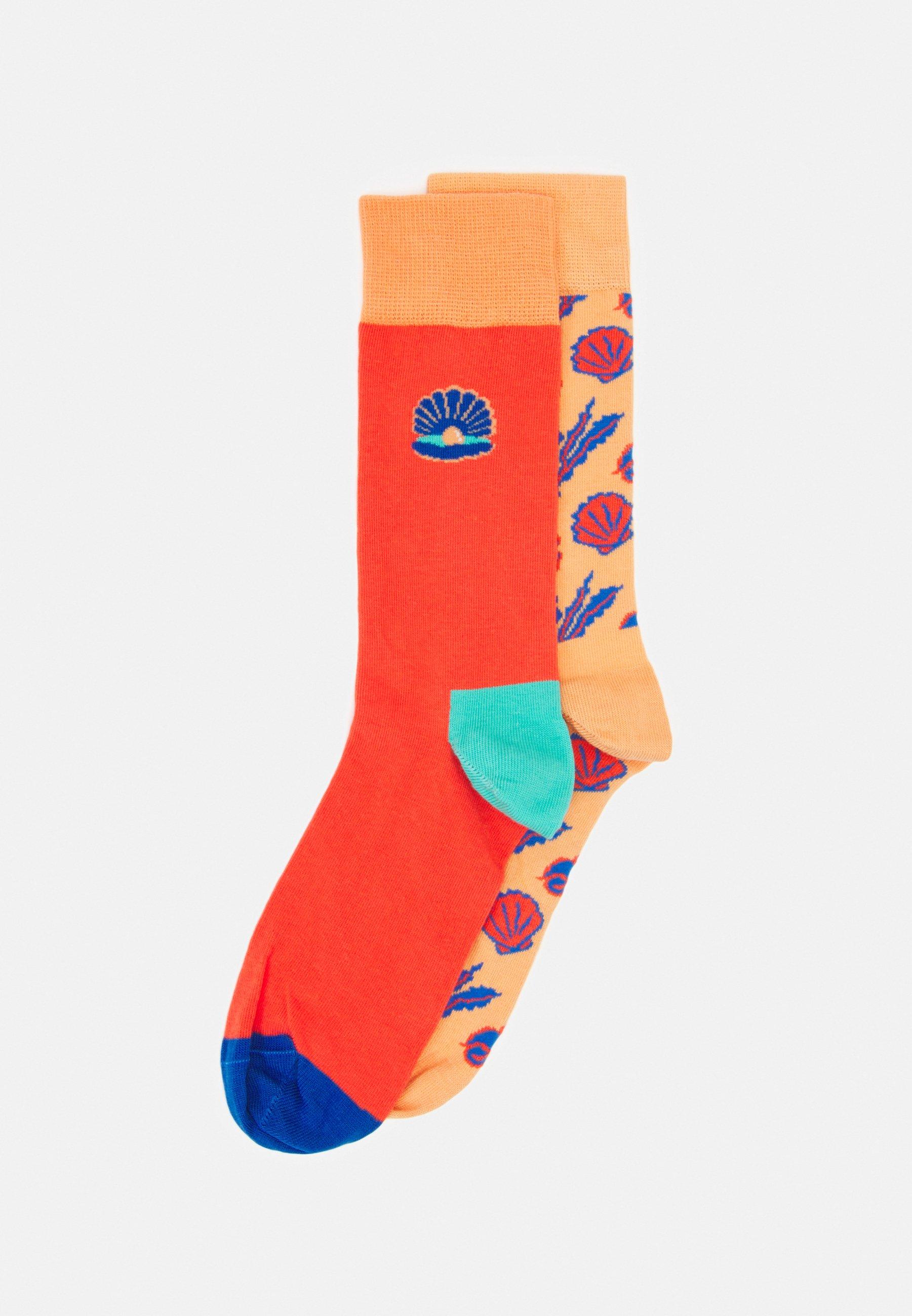 Men SHELLS 2 PACK UNISEX - Socks
