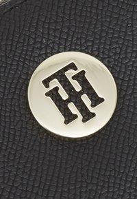 Tommy Hilfiger - HONEY CAMERA BAG - Across body bag - black - 3