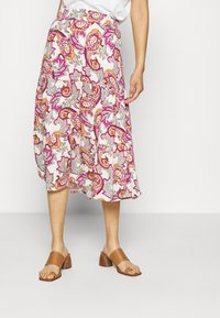 comma - A-line skirt - light pink - 0