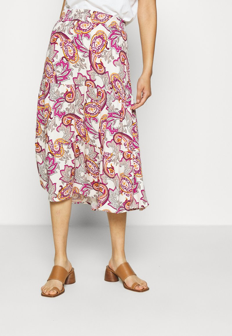 comma - A-line skirt - light pink