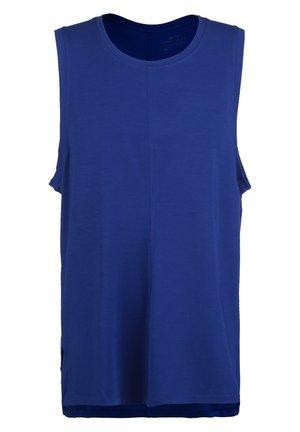 Sportshirt - deep royal blue / black