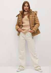 Mango - PONI - Winter jacket - mittelbraun - 1