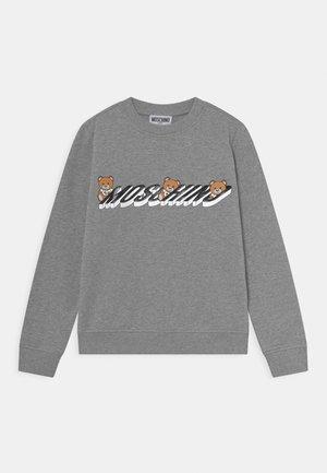 ADDITION UNISEX - Sweatshirt - melange grey