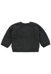 Noppies - DANI - Cardigan - dark grey melange - 1