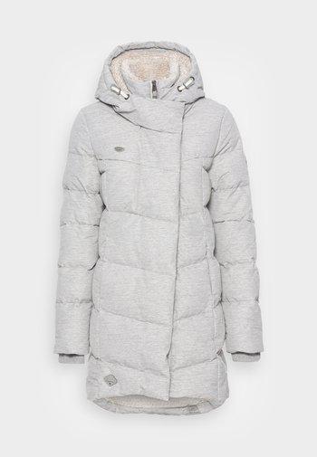 PAVLA - Winter coat - white