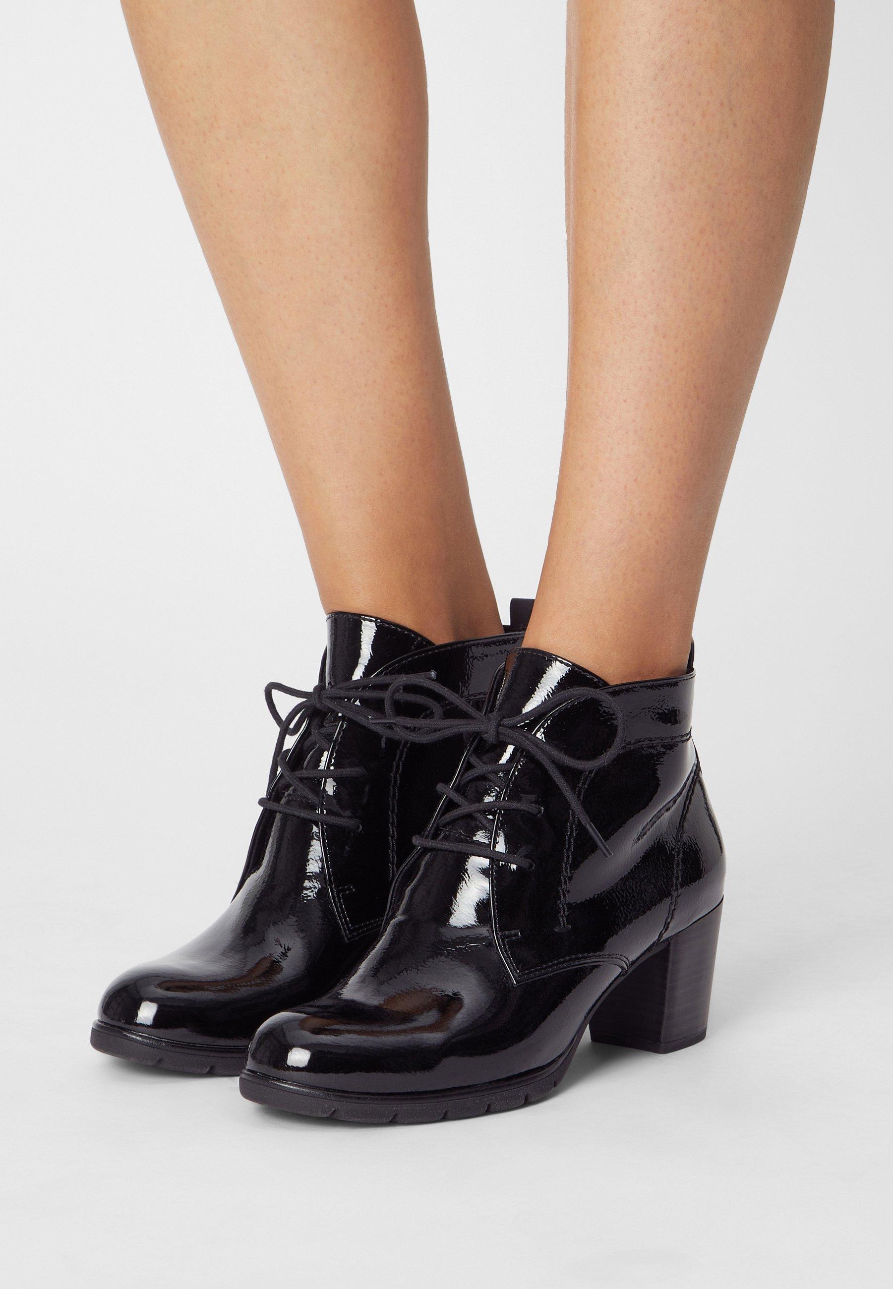 Damen Schnürstiefelette