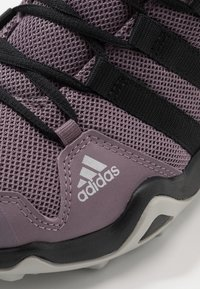 adidas Performance - TERREX AX2R - Hiking shoes - legend purple/core black/grey two - 2