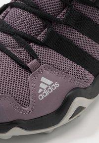 adidas Performance - TERREX AX2R - Outdoorschoenen - legend purple/core black/grey two - 2