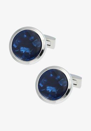 VENICE  - Cufflinks - blue/silver-coloured