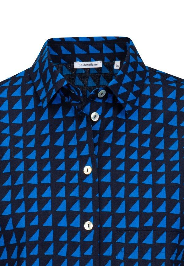Seidensticker REGULAR FIT - Koszula - blau/granatowy IURM