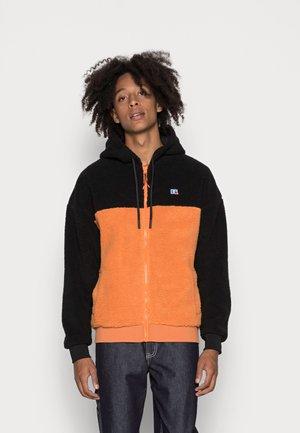 FYODOR - Fleece jacket - black