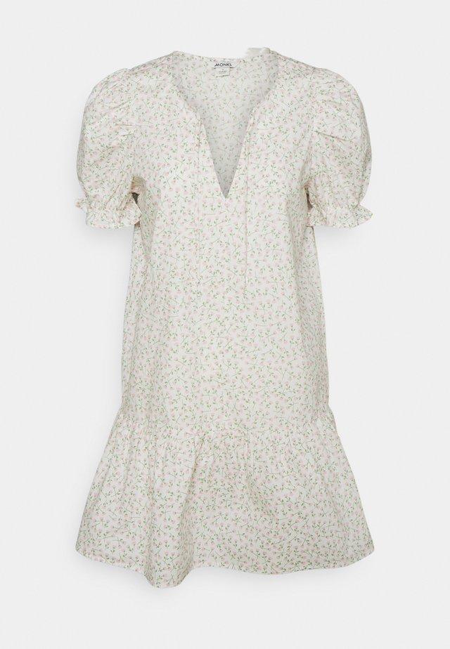SELMA DRESS - Vestito estivo - white