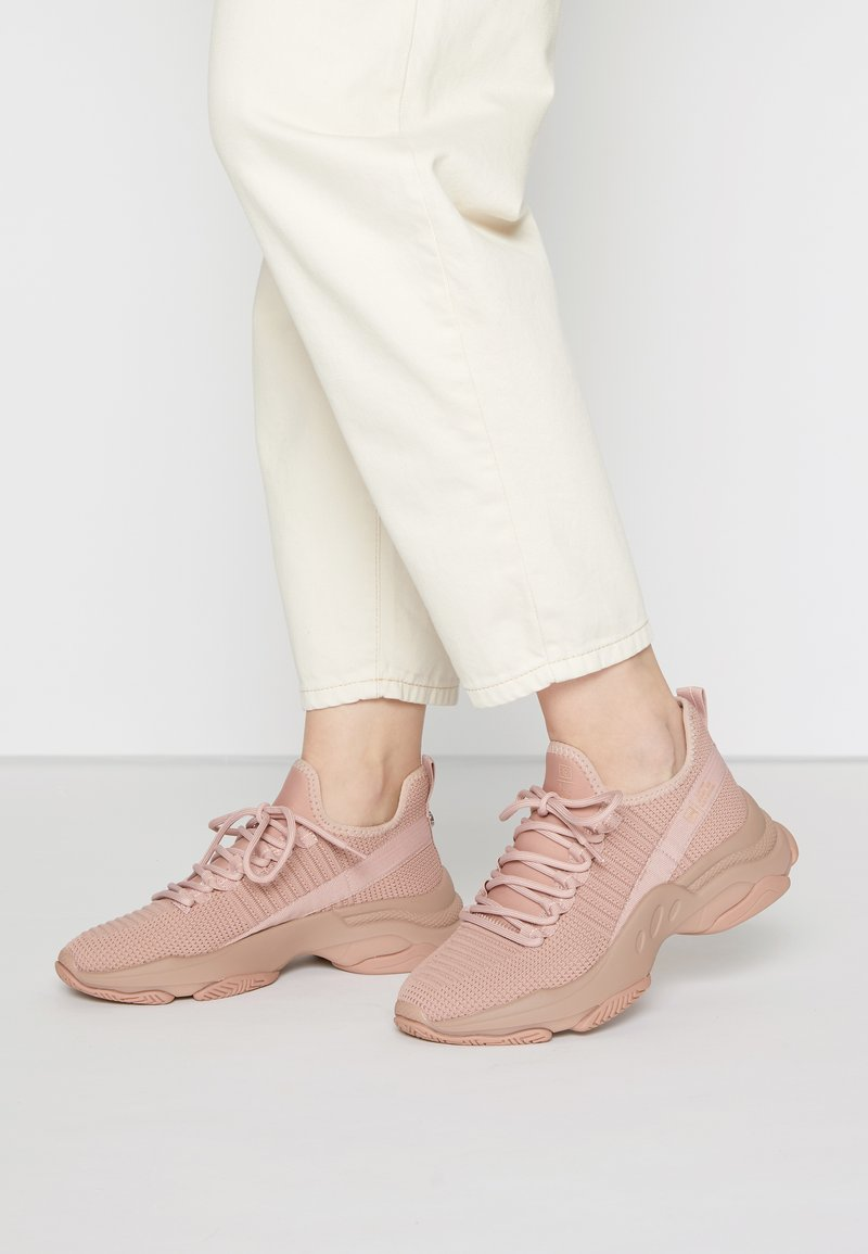 Steve Madden - Sneakers laag - mauve