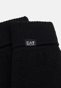 EA7 Emporio Armani - UNISEX - Gloves - black - 2