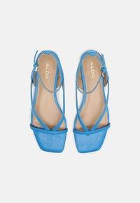ALDO - RHIGONI - Sandals - blue - 4