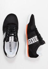 Bikkembergs - ENRICUS - Sneakersy niskie - black - 1