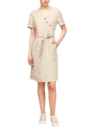 Day dress - beige melange