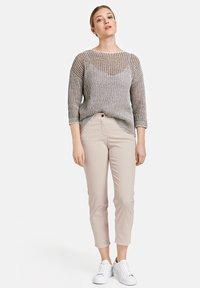 Gerry Weber - Slim fit jeans - beige - 0