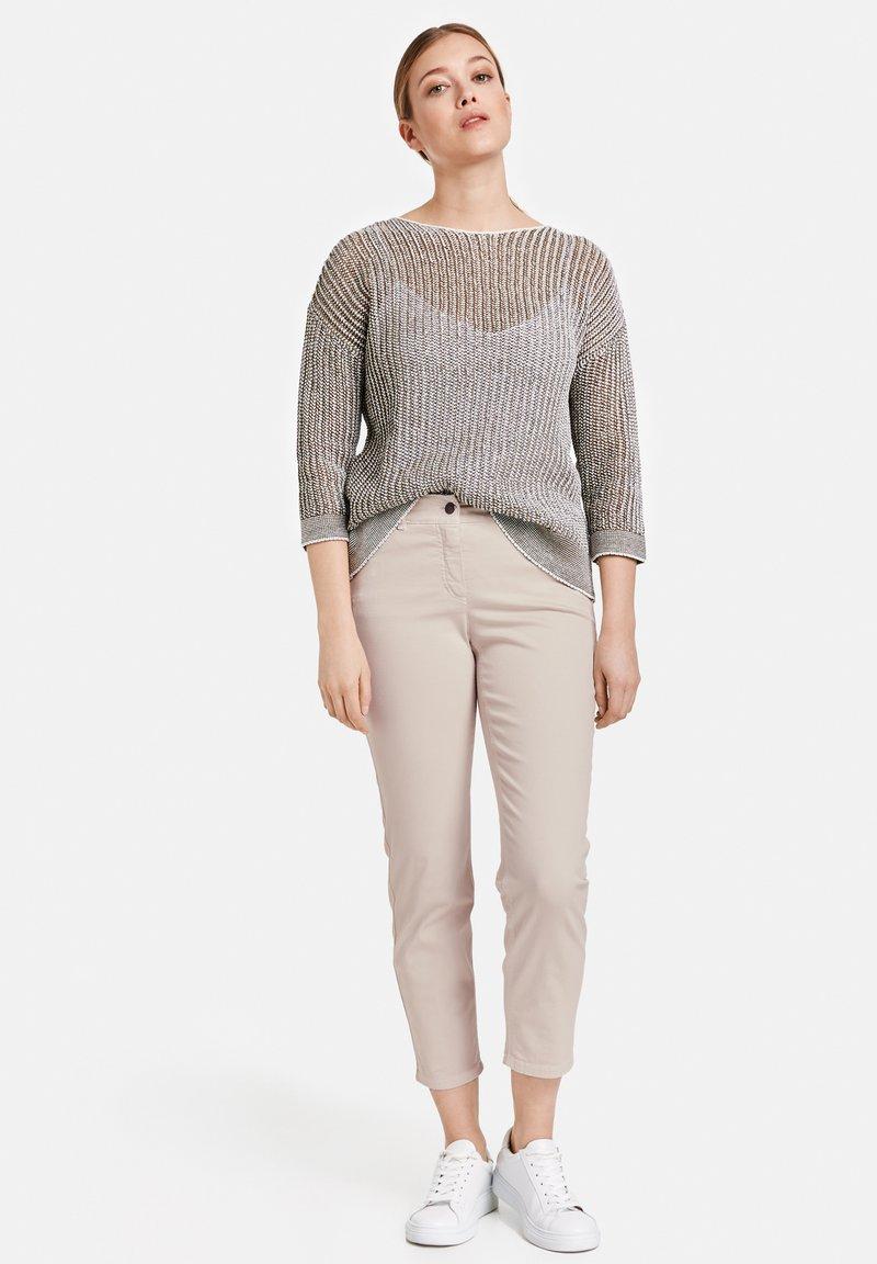 Gerry Weber - Slim fit jeans - beige
