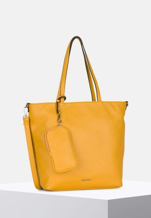 SURPRISE - Tote bag - yellow