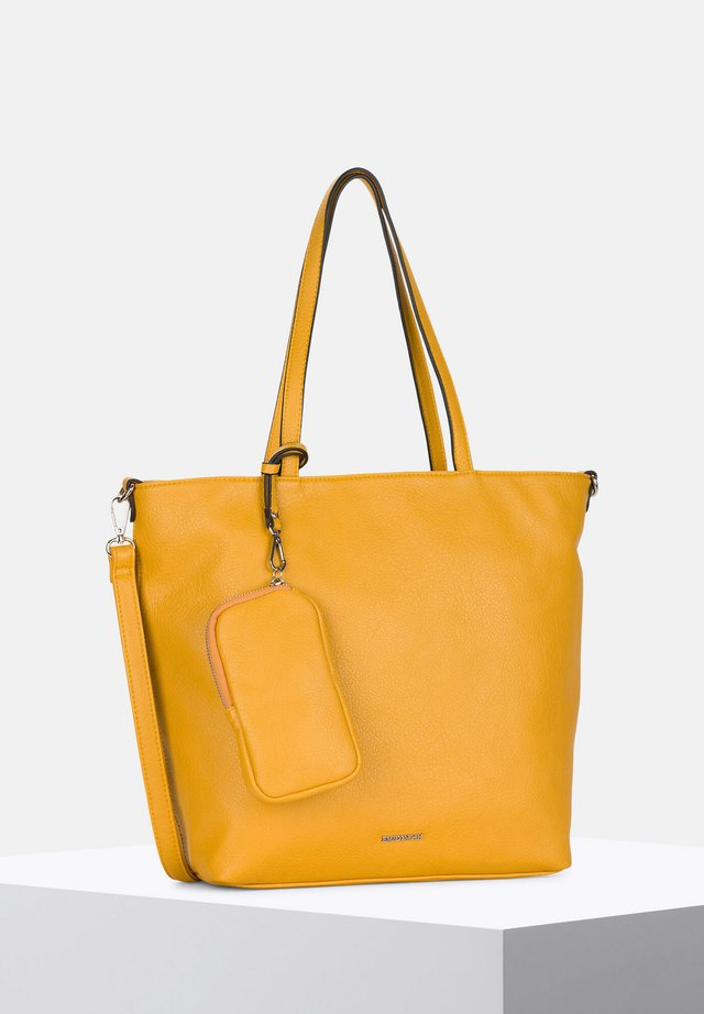 SURPRISE - Shopper - yellow