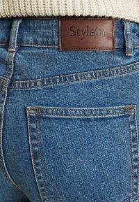 Stylein - KASEY - Straight leg jeans - denim blue - 5
