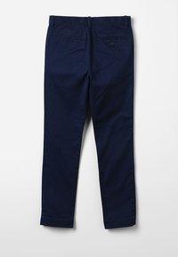 J.CREW - Chino kalhoty - navy - 1
