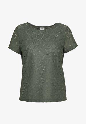 T-shirt imprimé - castor gray
