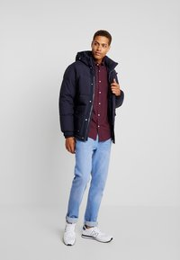 Lacoste - Down jacket - dark navy blue - 1
