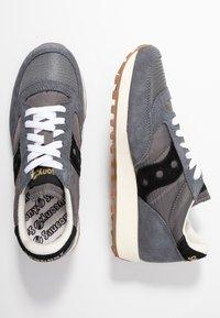 Saucony - JAZZ VINTAGE - Trainers - grey/black - 3