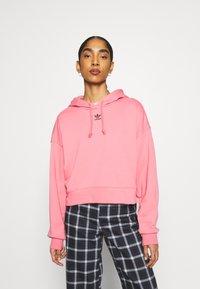 adidas Originals - HOODIE - Hoodie - hazy rose - 0