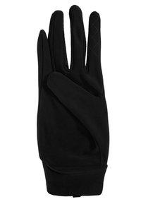 Nike Performance - LIGHTWEIGHT TECH GLOVES - Gloves - black/black/silver - 3