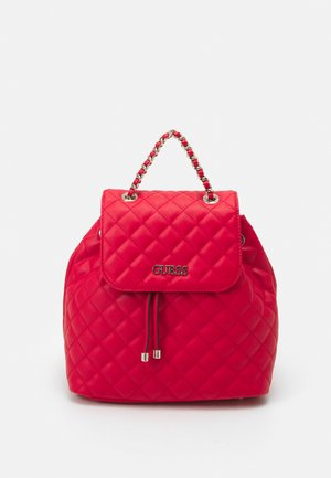 ILLY BACKPACK - Batoh - red