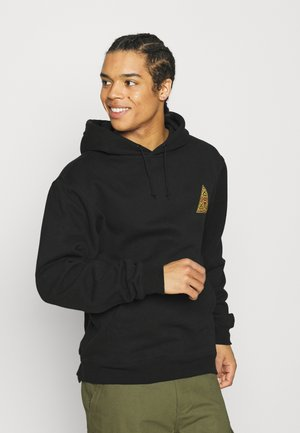 MOROCCAN HOODIE - Mikina - black