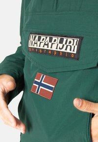 Napapijri - Outdoor jacket - green - 5