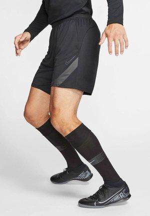Shorts - schwarz/grau