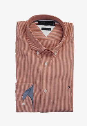 SLIM FIT  - Shirt - orange - rot